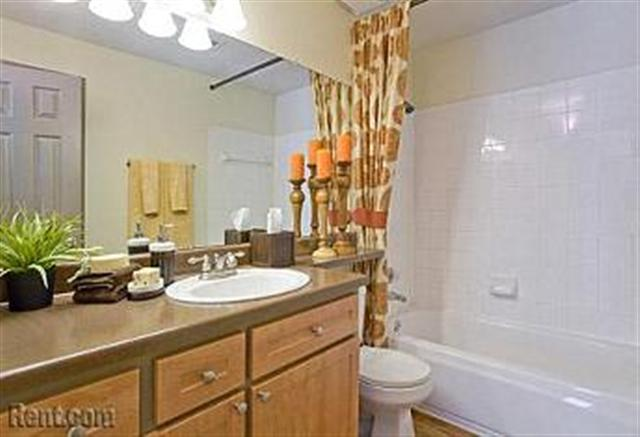 upgrade bath,model apartment,two bedroom apartments
