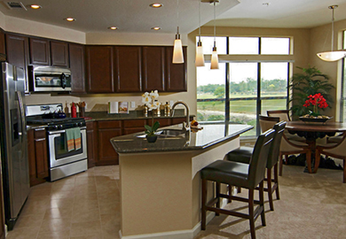 Georgetown, Texas, Condo Built, Apartments, Concrete Flooring