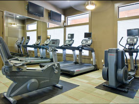 fitness center,pet park,car care center